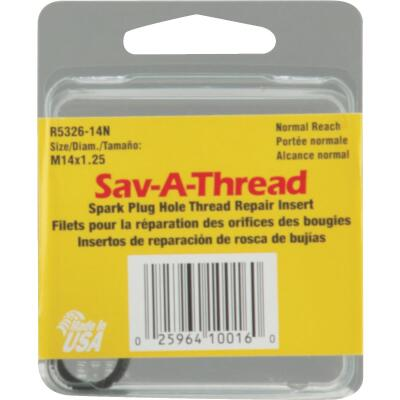 HeliCoil 14 x 1.25mm Normal Spark Plug Thread Insert