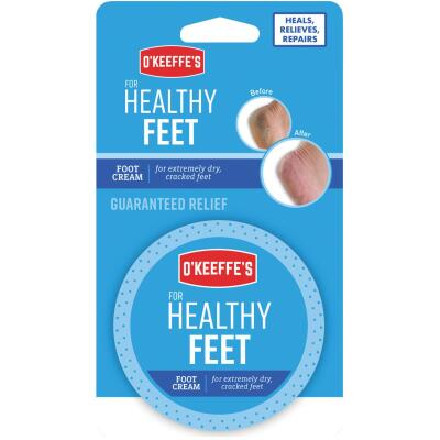 O'Keeffe's Healthy Feet 3.2 Oz. Jar Cream Lotion