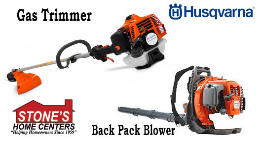 trimmer and blower